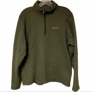 Columbia 1/2 Zip Pullover